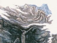 山水作品三