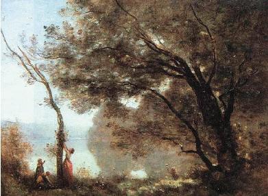 欧洲风景画的诗意探索(图)