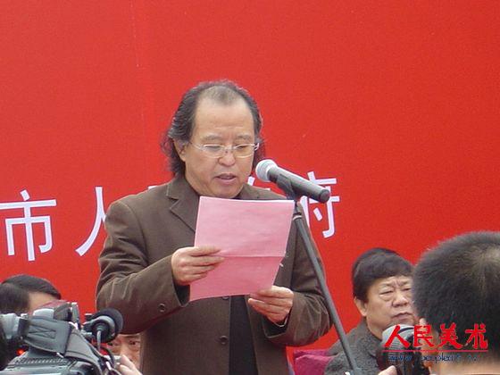 第二届中国山水画艺术双年展在桂林开幕(图)