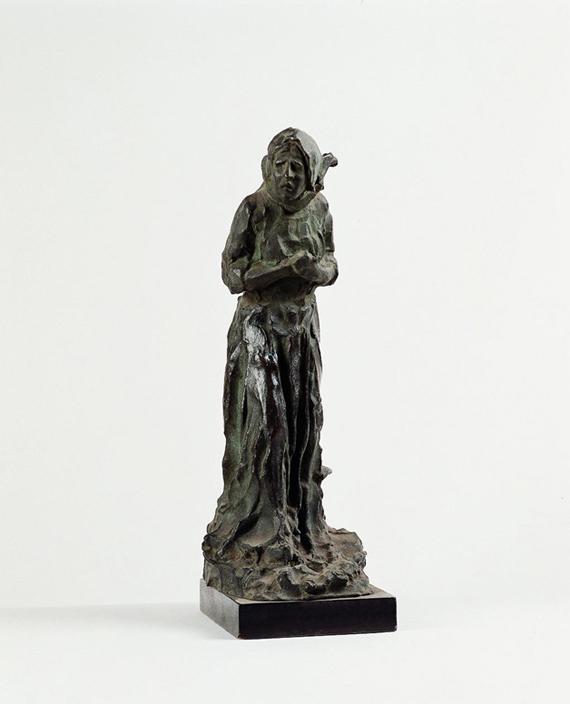 美术馆雕塑收藏作品欣赏