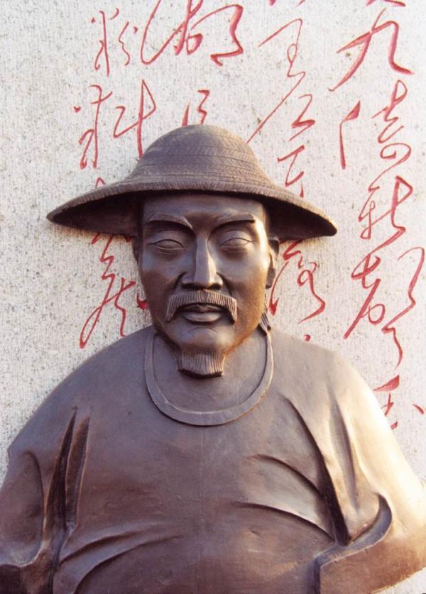 中国美院老师雕塑作品欣赏