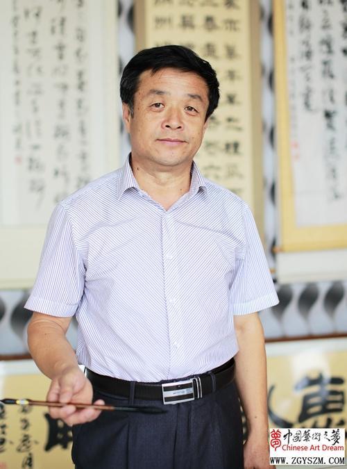 """""""中国百杰书法家"""" :陈禄先书法作品欣赏"""