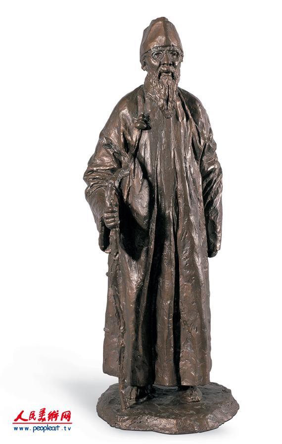 中国雕塑大师:田世信作品欣赏