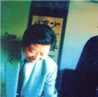 原中国书协副主席刘炳森先生为李占先题词