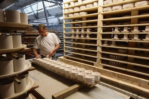 (组图)德国迈森瓷器制作过程大揭秘