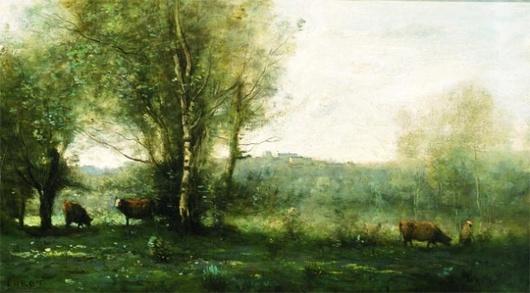 十九世纪欧洲经典油画作品荟萃(组图)