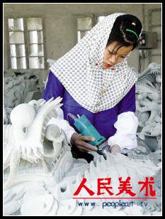 惠安石雕作品欣赏