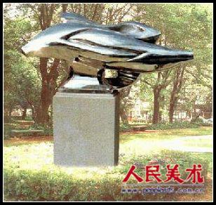 陈佶生雕塑作品欣赏