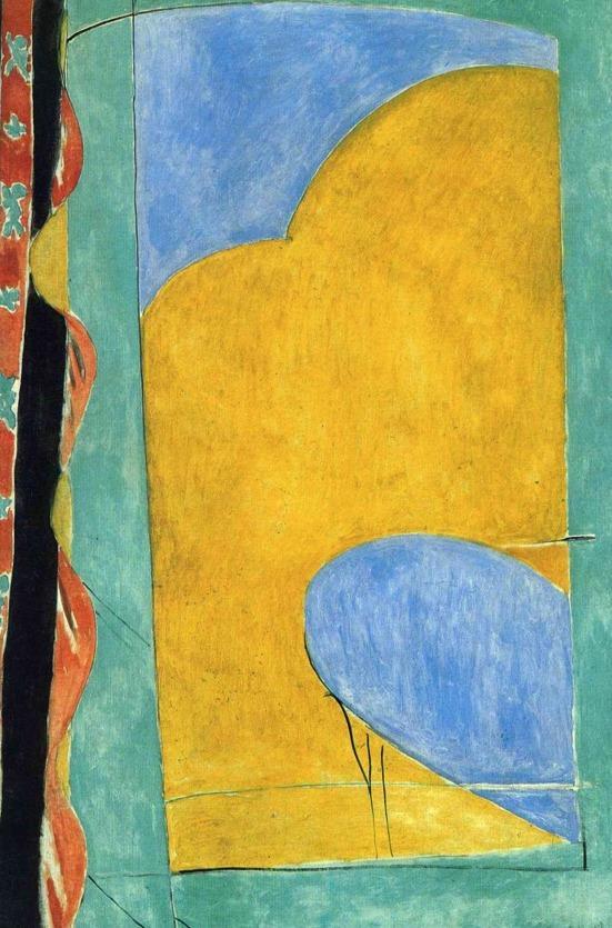 法国著名画家 野兽派的创始人——亨利·马蒂斯作品欣赏