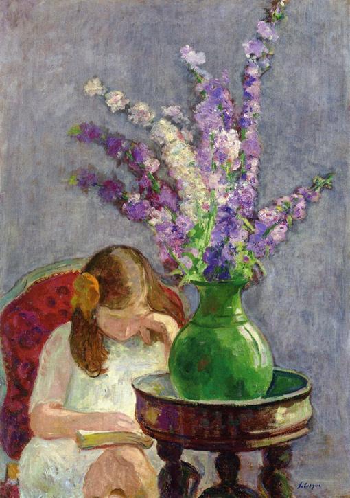 法国后现代派油画欣赏