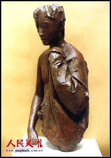 王少军雕塑作品欣赏