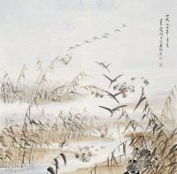 吴青霞作品