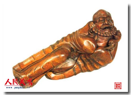 竹雕艺术欣赏