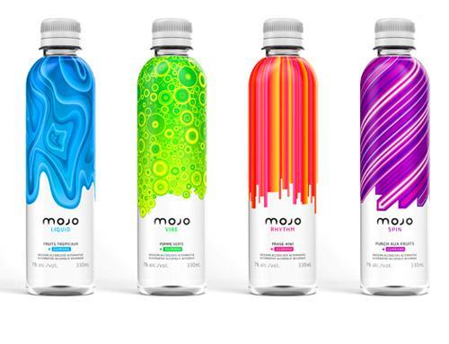 优秀的瓶子包装设计分享图片