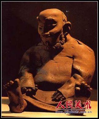 罗小平雕塑作品欣赏