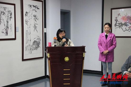 5、沈阳市图书馆研究馆员李东红致辞.JPG