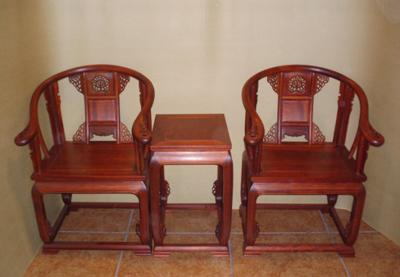 红木椅子尺寸标准是多少(组图)
