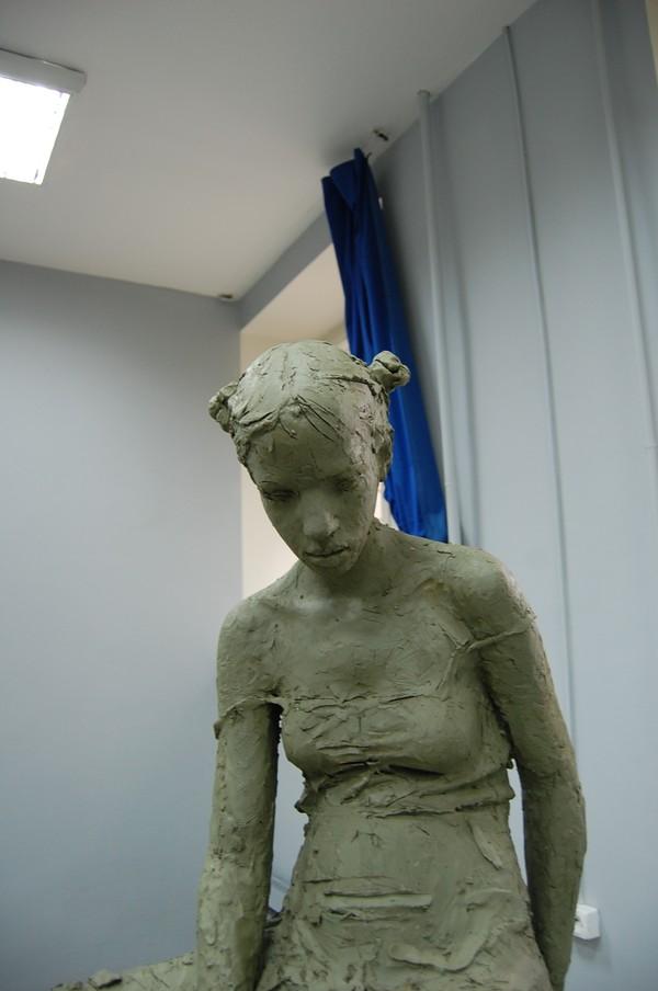 苏里科夫美术学院雕塑系毕业展示(上)