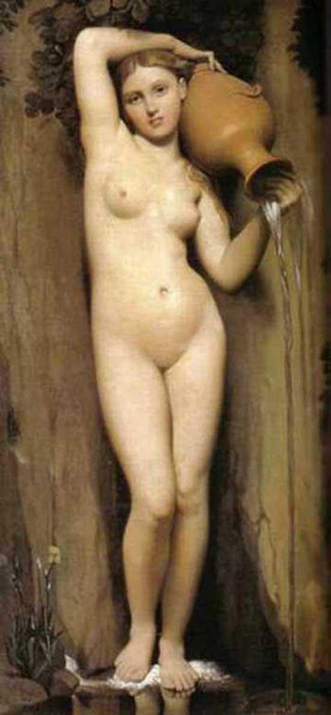 油画作品欣赏――西方大师笔下的十位美女