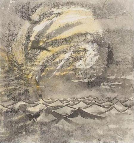 范迪安:超凡脱俗 独立不羁的曾锦德(图)  当我第一次看到曾锦德的作品图片