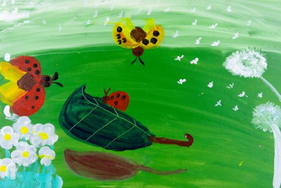追逐梵高少儿绘画大赛 2015年3月31日,由荷兰梵高博物馆、国际美育教育研究中心、上海睿和文化交流中心主办,上海东方明珠国际交流中心、上海睿和美育投资发展 有限公司、上海新浦江教育发展有限公司、上海凯叶文化传播有限公司联合承办artgogo艺高高特别协办的追逐梵高少儿绘画大赛全国总决赛获奖名单正 式出炉,获奖小选手将于今年7月亲赴荷兰梵高博物馆颁奖典礼,参加博物馆组织的美育课堂和一系列美育游学活动。[NextPage]