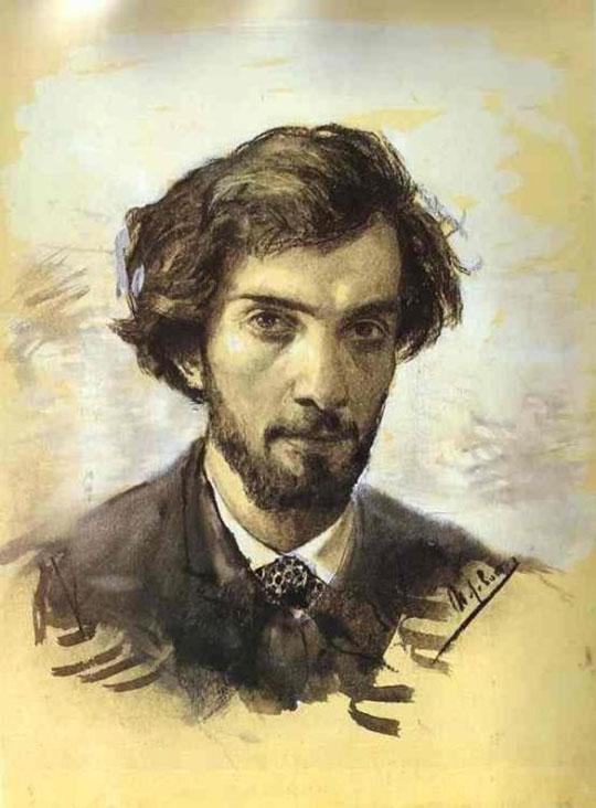 俄罗斯油画大师列维坦作品欣赏(组图)