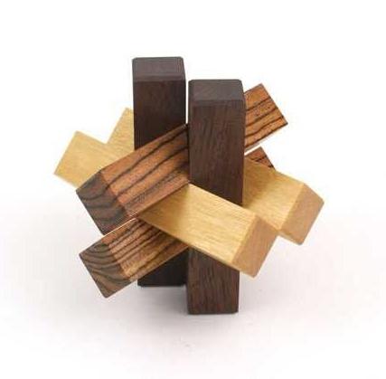 这些都在榫卯结构所展示的建筑,家具上面得到很好的体现,道家思想的