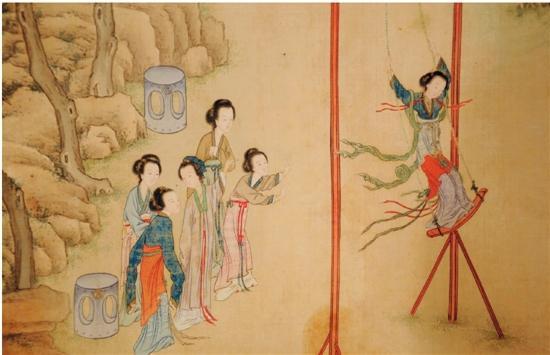 傅抱石仕女画专题展——中国古代女性文物大展南博开幕(组图)