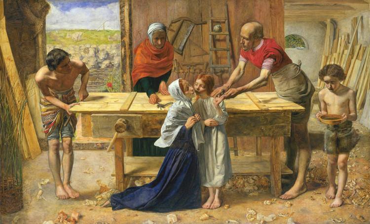 古典安娜油画步骤