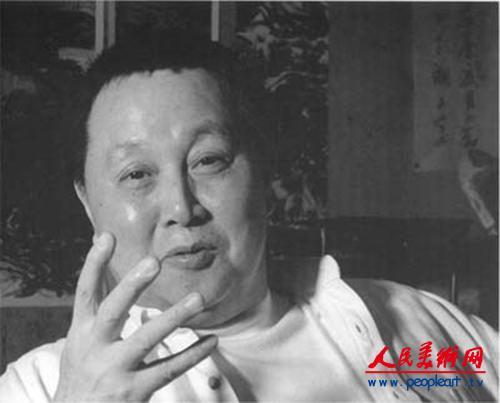 林墉国画作品欣赏:民族风情篇 画家林墉的简介