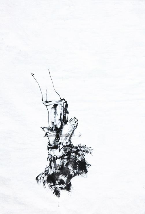 竹子的画法及步骤