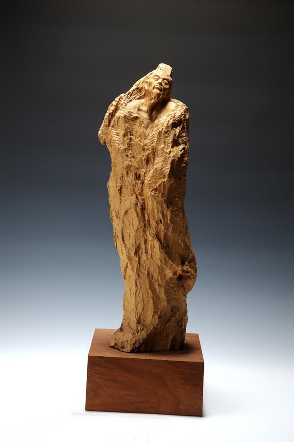 大国工匠一一大师周宫平黄杨木雕作品欣赏!