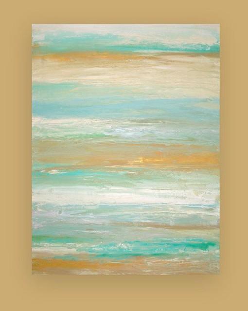 艺术家OraBirenbaum的风景油画