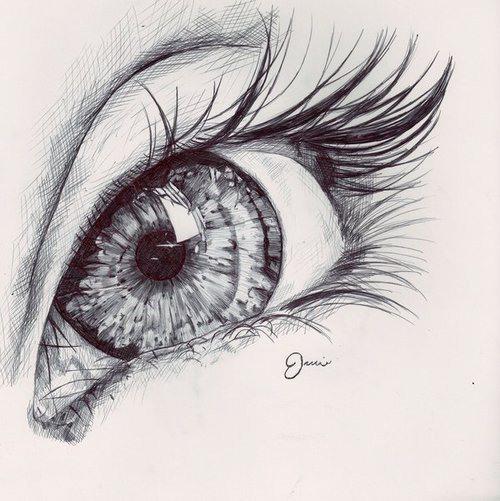 眼睛摄影图片