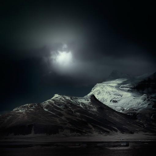 攝影師AndyLee冰島山峰攝影
