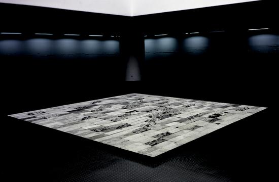 谭勋《24.2㎡》 青砖 5x4.8m 2012