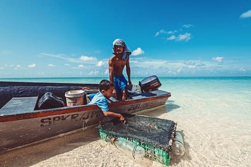 泰国美人鱼岛小清新风格旅行游记摄影
