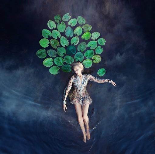 摄影师Kylli Sparre芭蕾舞者创意人物摄影图片
