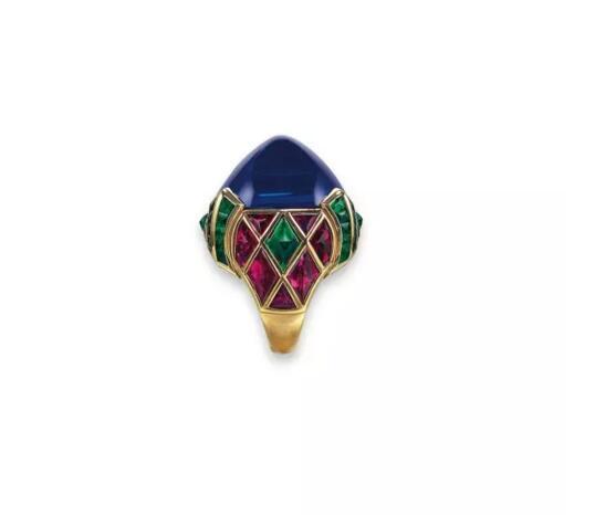 taylor蛇形戒指
