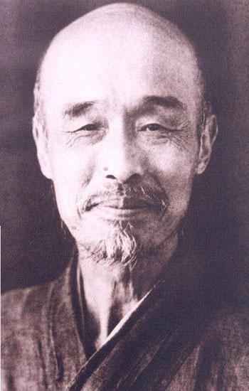 弘一法师(1880年10月23日——1942年10月13日)