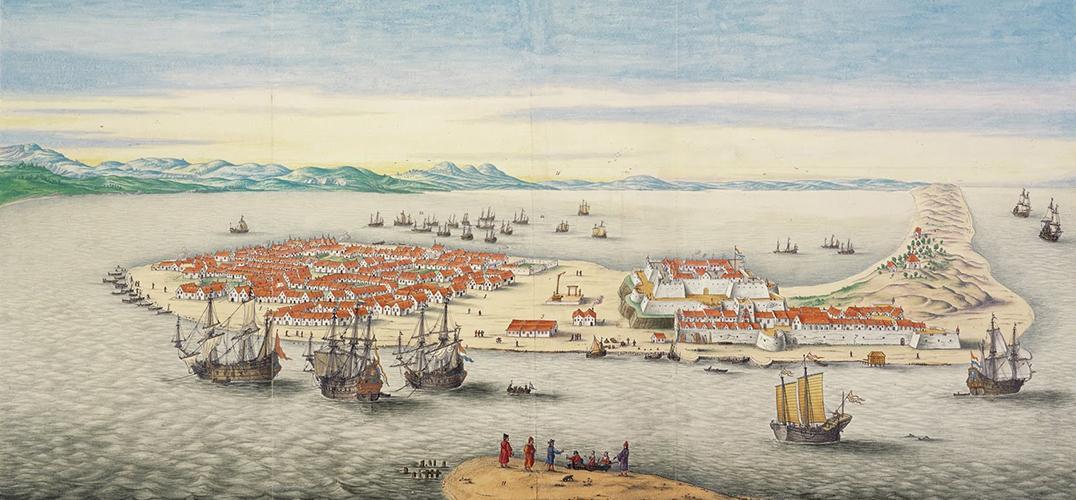 荷兰人收藏的中国绘画与图书
