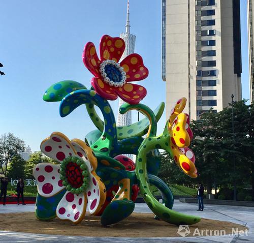 """""""盛开在广州的花"""""""