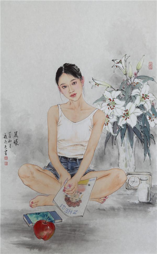 晨曦60x96cm.JPG