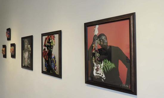 X画廊里的文化多样性展览 摄影:X画廊