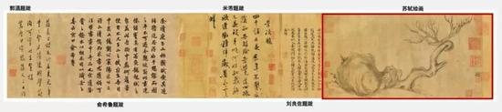 刘良佐( 十一世纪) 、米芾(1051-1107 年) 、