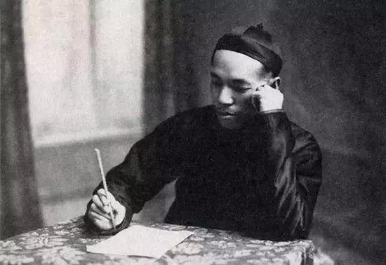 梁启超(1873-1929)
