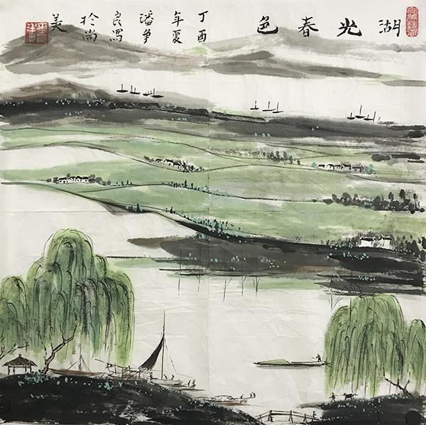 J860001008-墨蘭艺术工坊-潘争良-男-9岁-《湖光春色》-指导老师:王开亚.jpg