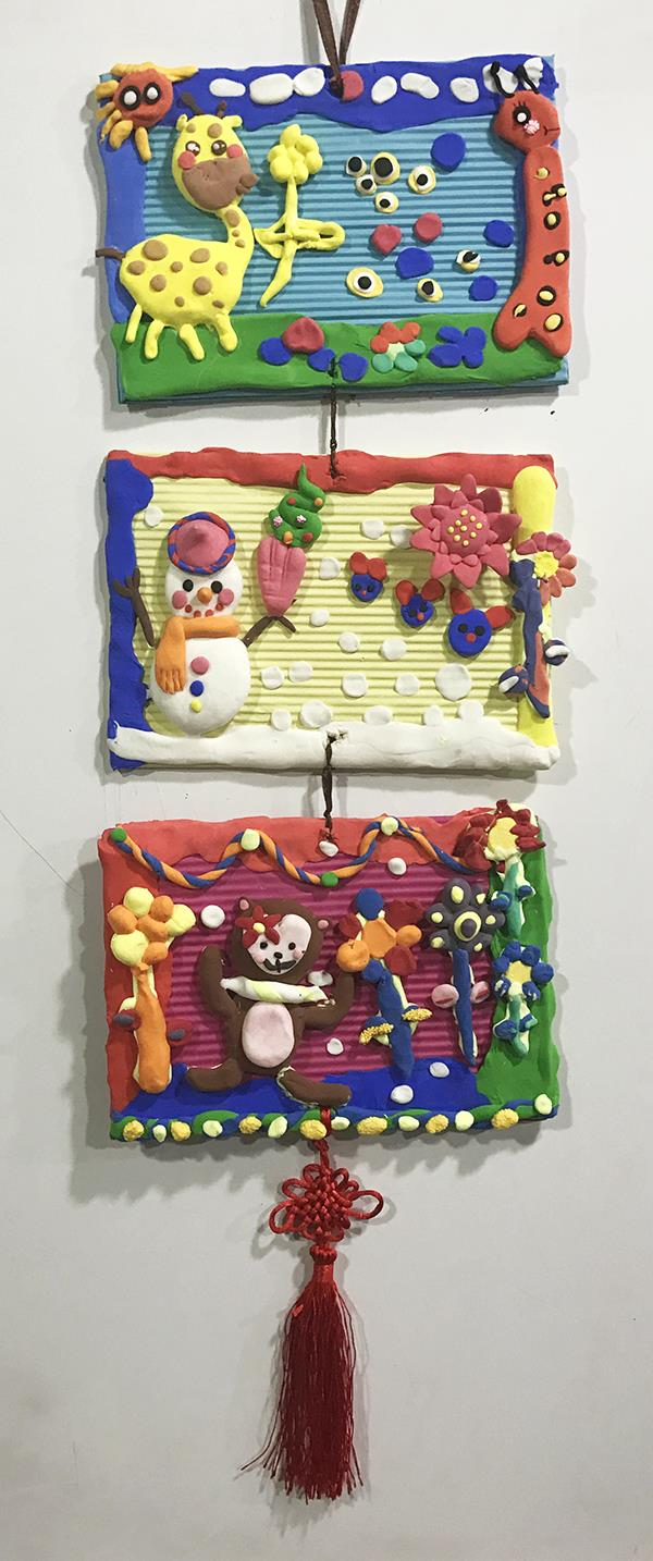 J860001025-墨蘭艺术工坊-曹馨月-女-6岁-《新年挂画》-指导老师:鲍安娜、翟蕾.jpg