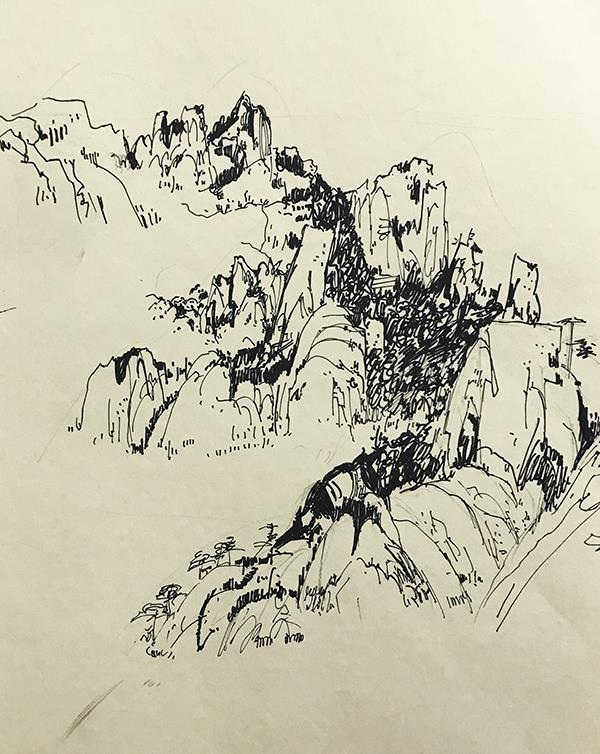 J860001036-墨蘭艺术工坊-张晨宸-女-14岁-《山石》-指导老师:卜雪.jpg