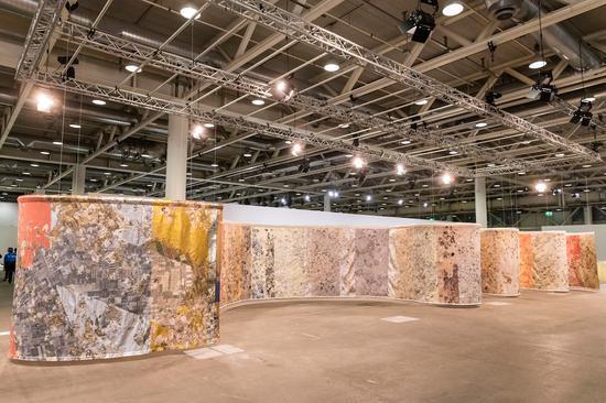 2019年第50届瑞士巴塞尔艺术展现场